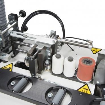 Casadei Industria E321 ömledékragasztós automata élzárógép