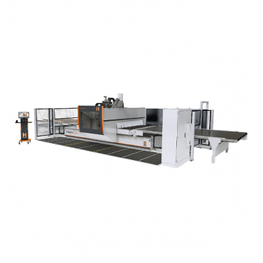 Holz-Her DYNESTIC 7535 CNC megmunkáló központ