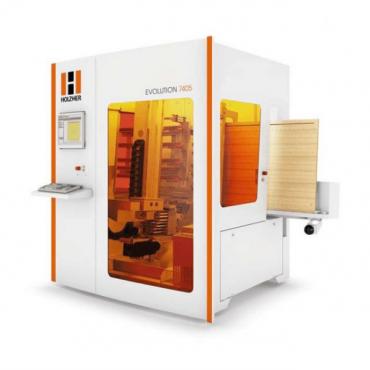 Holz-Her EVOLUTION 7405 CNC megmunkáló központ