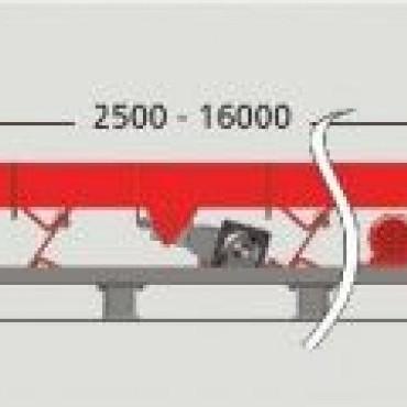 TIGER 400/600/800/1000 horizontális aprítók