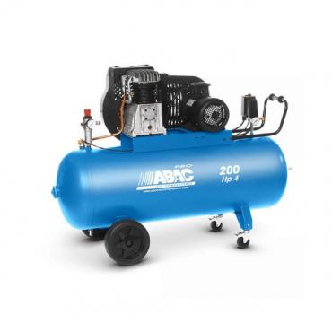 ABAC PRO A49B 200 CT3 dugattyús kompresszor
