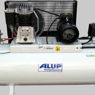 ALUP PRACTIC B59/270D dugattyús kompresszor