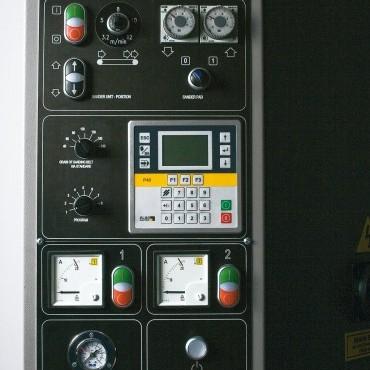 Houfek Buldog 7 kontaktcsiszoló
