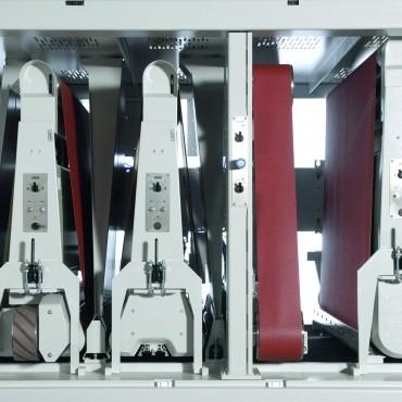 Weber KSF 1350 kontaktcsiszoló berendezés