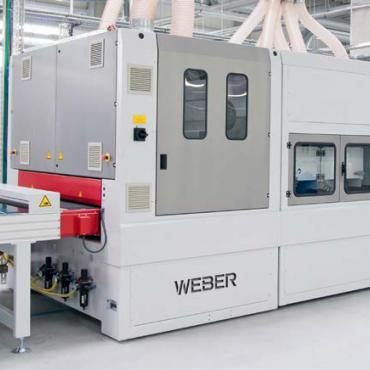 Weber KSL 1350 kontaktcsiszoló berendezés