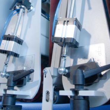 Weber LCS 1300 kontaktcsiszoló berendezés