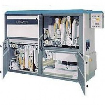 LÖWER DoubleMaster DSM 2000 kétoldali csiszológép