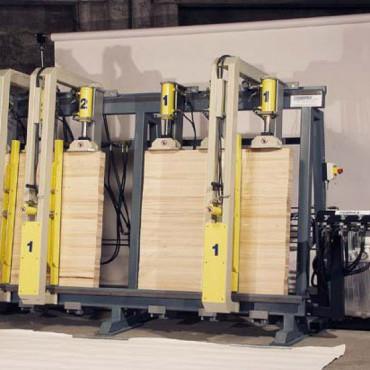 TRIMWEX SLV-H-6000-1,2-160 tömbösítő prés