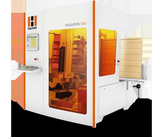 Holz-Her függőleges CNC (Evolution 7405)